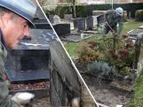 Oud-dierenarts Geert de Bruijckere verzorgt nu graven