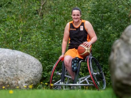 Kei van Wijhe overwon grotere tegenvallers dan afblazen Paralympics: 'Word in dat extra jaar maar sterker'