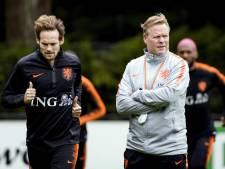 Oranje spaart veld in Minsk en traint ergens anders