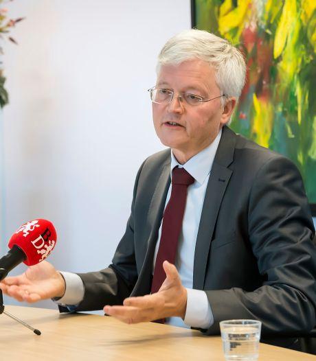 Burgemeester Weterings: 'Supporters hebben het verpest. Dit gebeurt niet meer'