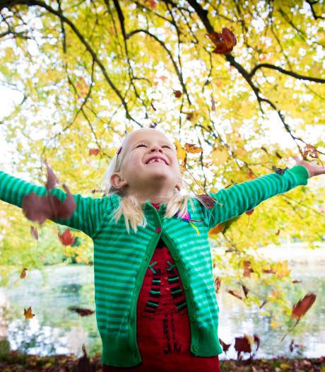 Nog een paar dagen heerlijk zacht herfstweer maar daarna wordt het koud