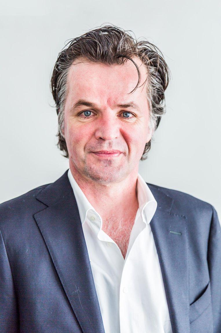Erik Flentge Beeld Tammy van Nerum