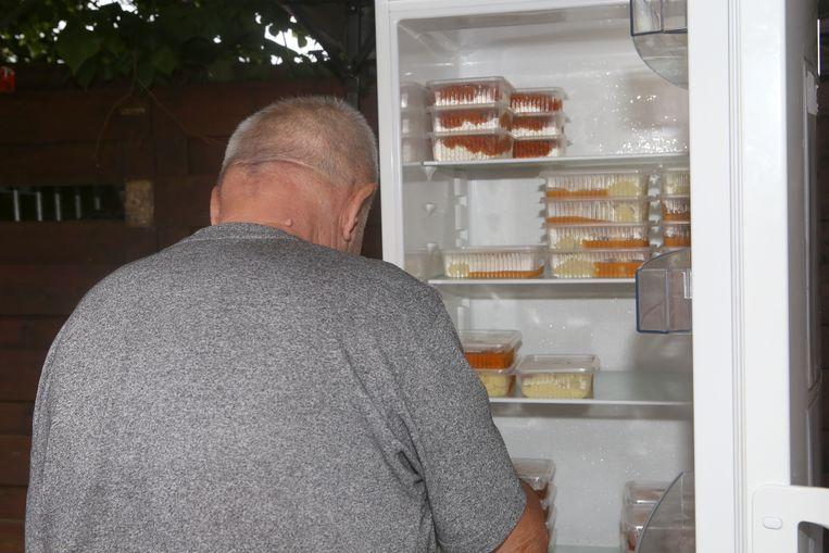 RILLAAR-Drop Box-je kan rustig zelf je gerechtjes kiezen uit de koelkast