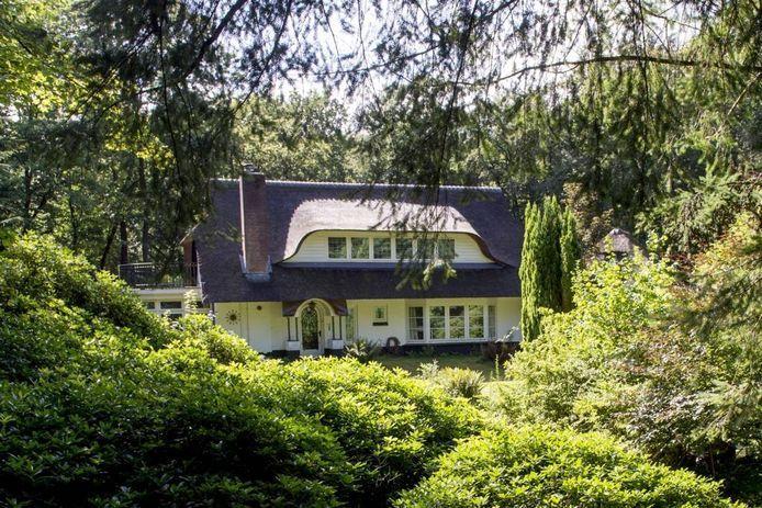 De riante villa Zonnewoud in Beekbergen.