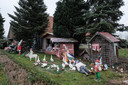 In januari dit jaar sneuvelde vrijwel de volledige verzameling van Märchenoma Ursula Enders door de storm.