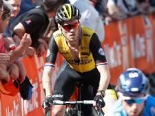Boom na uitdelen klap uit Ronde van Noorwegen gezet