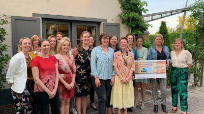 Ladies Circle Diest schenkt 5.200 euro aan goede doelen voor moeders en kinderen