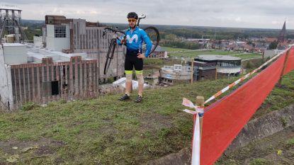 """Onze man verkent de nieuwe veldrit in Beringen: """"Klimmen op mijnterril, glibberen op schuine kant en genieten van het uitzicht"""""""