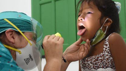 Brazilië na VS tweede land met meer dan miljoen coronagevallen