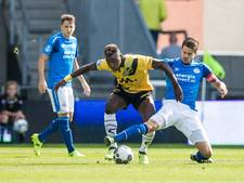 LIVE: PSV dichtbij een tweede treffer, NAC even de kluts kwijt