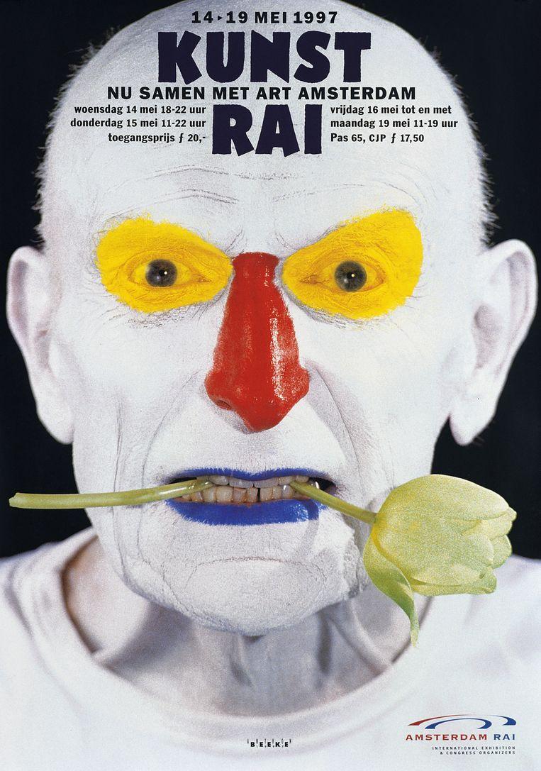 Kunstrai, 1997 Beeld