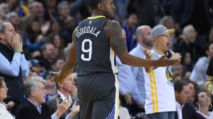 Boston en Golden State Warriors gaan onderuit, Letse vedette out met zware knieblessure