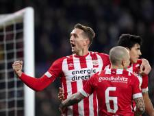 Scrollen door het succesjaar van PSV (3): de remonte van Luuk de Jong, weer Champions League en weer 3-0