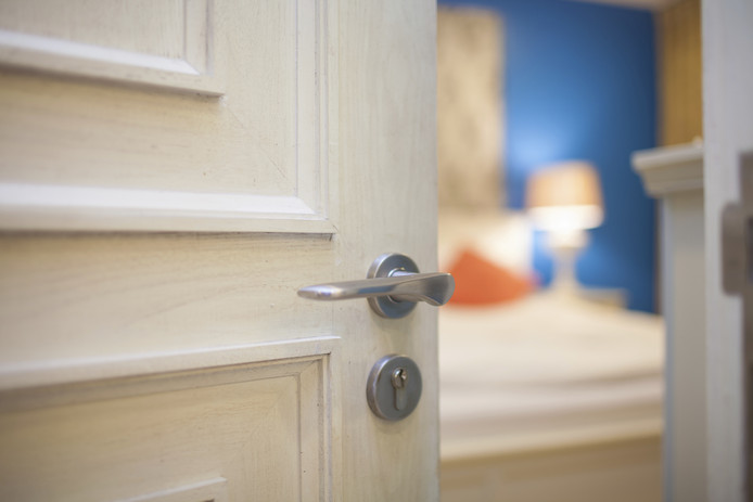 stockpzc stockadr deur slaapkamer huis woning wonen