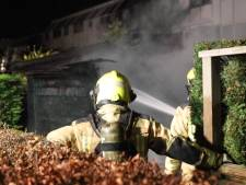 Politie houdt verdachte meerdere brandstichtingen Voorburg aan