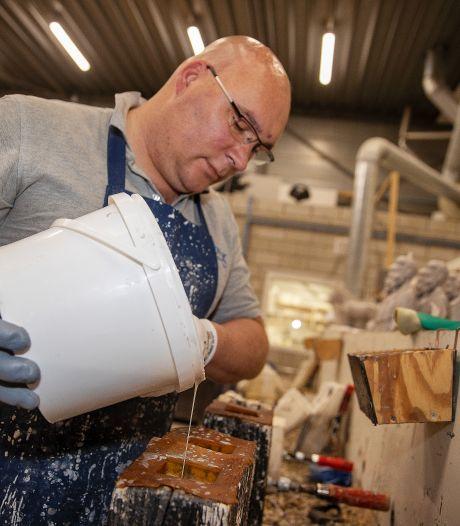 De nieuwe Hellemonder komt uit Veghel; 'Ik heb de mal hier liggen'