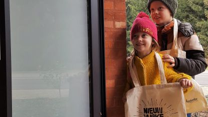 Nieuwjaarszangertjes kunnen op pad met nieuwe zak