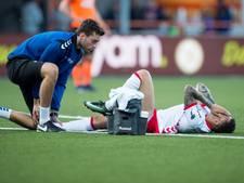 Brandon Ormonde-Ottewill voorlopig nog uit de roulatie bij Helmond Sport