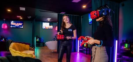 Skate Fever in Capelle heeft er, ondanks de crisis, een nieuwe virtual reality-attractie bij