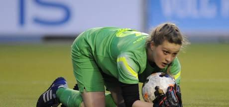Keepster Kelly Steen naar PSV