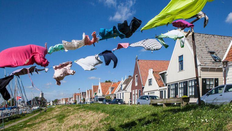 De Durgerdammerdijk is ook onderdeel van de Markermeerdijken Beeld Floris Lok