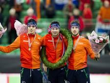Eerste keer gecombineerd WK sprint en WK allround in Hamar