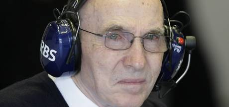 "Frank Williams hospitalisé: ""Son état est stable"""