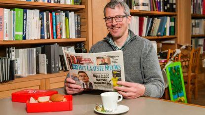 Lezer bij het ontbijt: Wilfried Van Overstraeten (51)