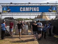 Dode gevonden op camping Zwarte Cross