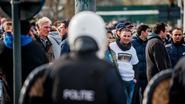 Foorkramers maken afspraken met Antwerpse politie