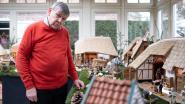 """""""Als resultaat niet goed is, breek ik alles gewoon af"""": Jos (69) bouwde in 15 jaar al tientallen kerststalletjes en boerderijen"""