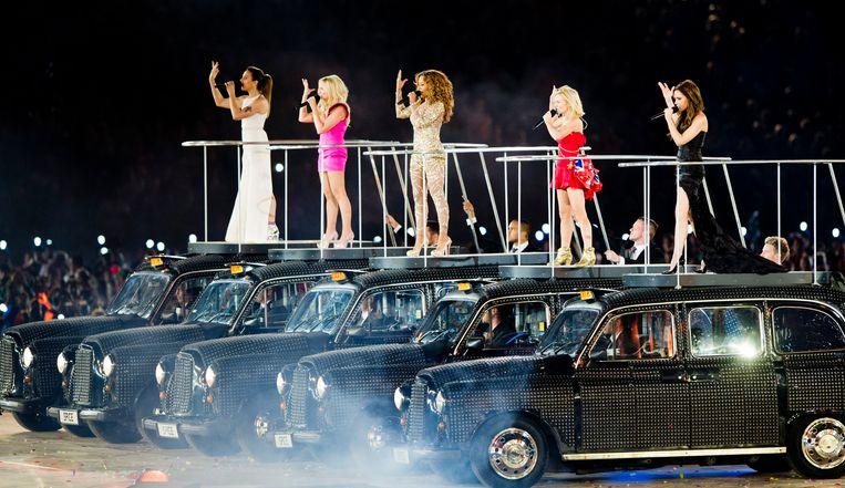 Als de voortekenen niet bedriegen, komen de Spice Girls weer bij elkaar.