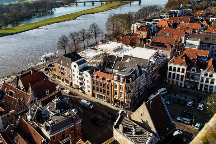 De kosten voor de bouw van de Viking zijn inmiddels opgelopen tot boven de 20 miljoen euro.