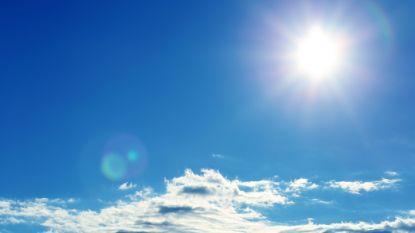 Prachtige nazomerweek in het verschiet: vandaag al temperaturen tot 25 graden