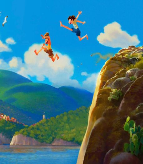 """Pixar s'envole pour l'Italie avec son nouveau film d'animation """"Luca"""""""