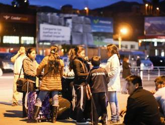 Peru getroffen door twee krachtige aardbevingen