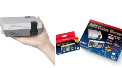 Nintendo blaast 8-bit NES nieuw leven in