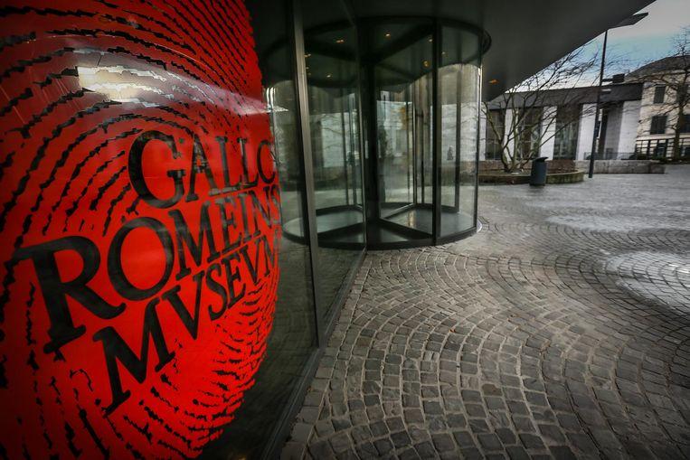 Het Gallo-Romeins Museum.