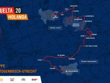 Deze West-Brabantse plaatsen doet de Vuelta allemaal aan in 2020 - nét geen Zeeland