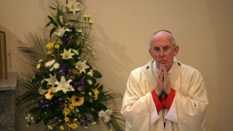 De Ierse kardinaal Sean Brady Beeld epa
