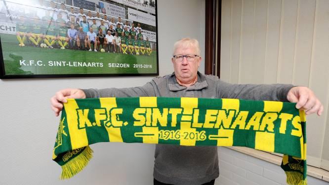 """Jos De Beuckelaer (KFC Sint-Lenaarts) hoopt dat gemeente na verstrengd coronaprotocol ook met steunmaatregelen komt: """"Al flinke klappen gekregen"""""""