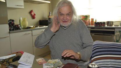 """""""Arme"""" Jean-Pierre Van Rossem vervolgd voor belastingfraude: """"Zou ik in zo'n kruipkot wonen als ik nog ergens geld had liggen?"""""""