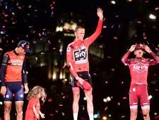 Froome realiseert dubbel Tour-Vuelta