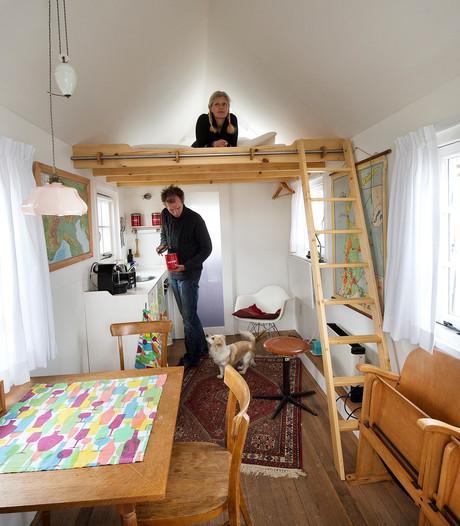 Veenendaal loopt niet warm voor tiny houses