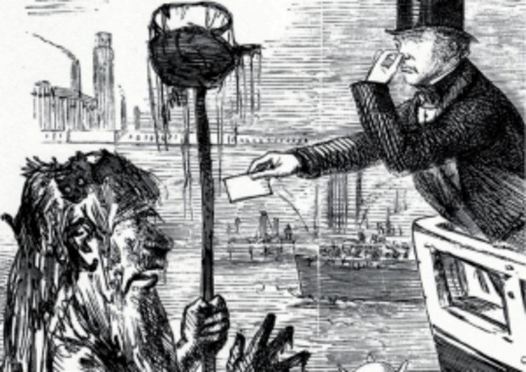 'In Chicago stierven honderden ouderen: door de hoge criminaliteit durfden ze hun ramen niet te openen, ook al was het verstikkend heet' Beeld
