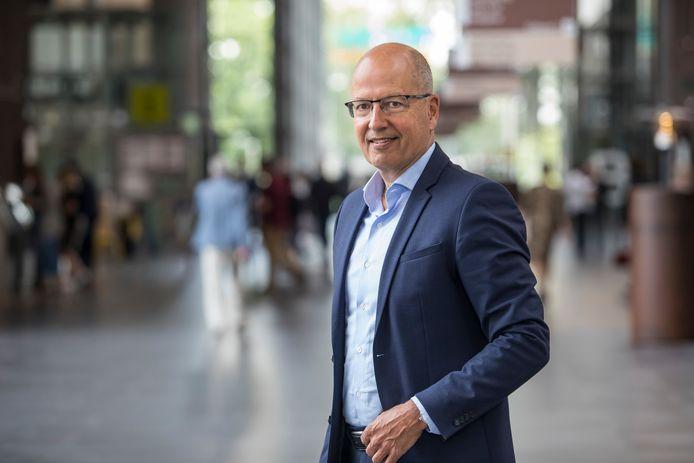 Frank de Reij, bestuursvoorzitter van Meander Medisch Centrum.