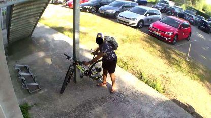 Wie herkent deze fietsendief?
