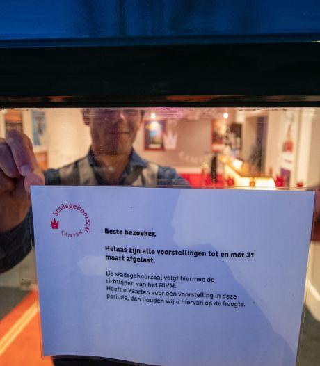 Theaters in Flevoland en Kampen rest van de maand dicht: 'Behoorlijke tegenvaller'
