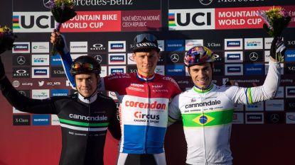 Nieuwe streep door de rekening voor Van der Poel: ook het WK mountainbike sneuvelt
