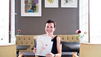 Kunstenares brengt positieve boodschap met 'Kunst tegen Kanker'